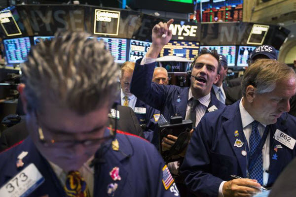Financial markets weekly overview for September 14 – 18